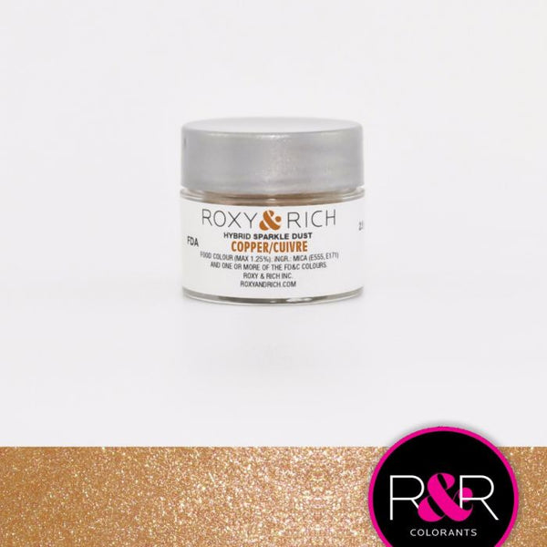 Copper Hybrid Sparkle Dust by Roxy & Rich