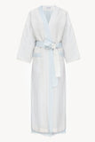 Halos Robe in Sky White