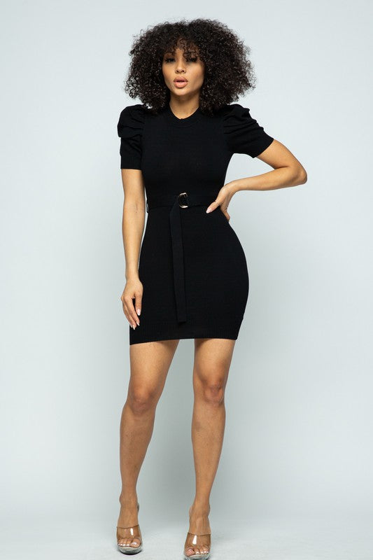 Just Wright Mini Dress - FINAL SALE