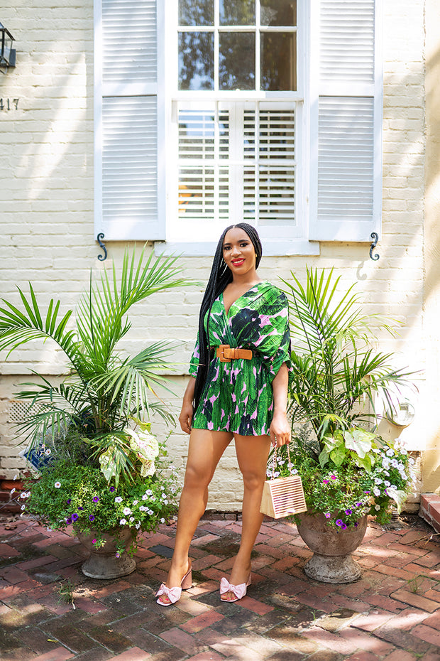 Sky Ruffle Maxi Dress
