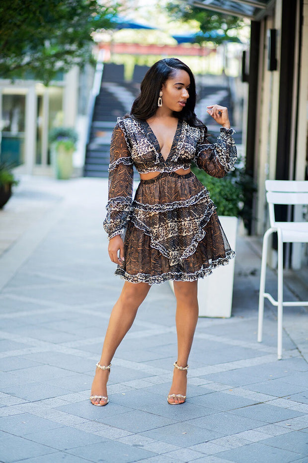 Hot Girl Summer Mini Dress - FINAL SALE