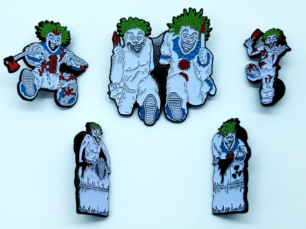Hatchet Family - GLOW - Pin