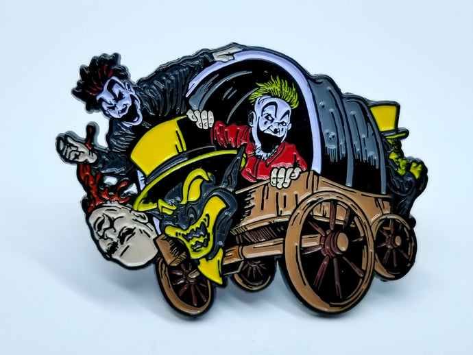 Wagon Wagon - Pin