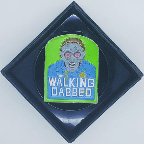 Walking Dabbed – Pin