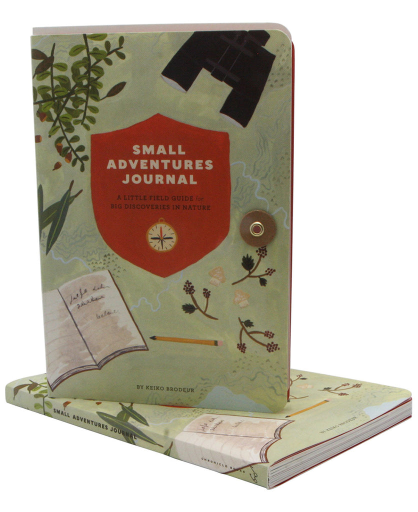 Small Adventures Illustrated Nature Journal