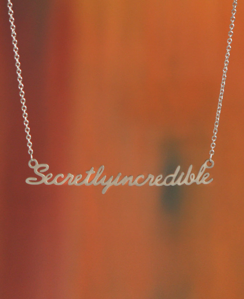 Secretly Incredible Necklace