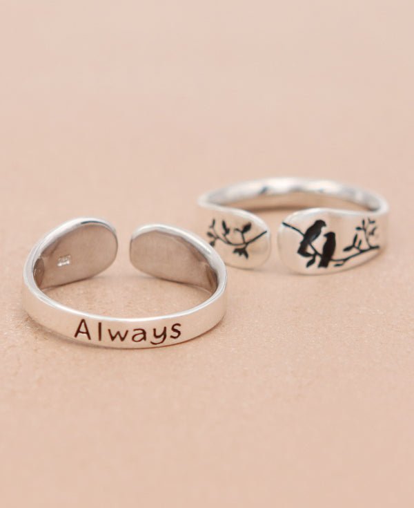 Always Momento Ring