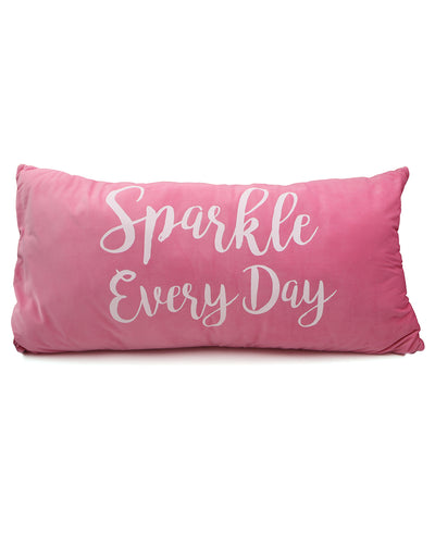 Sparkle Every Day Pillow