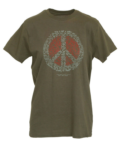 War and Peace T-Shirt