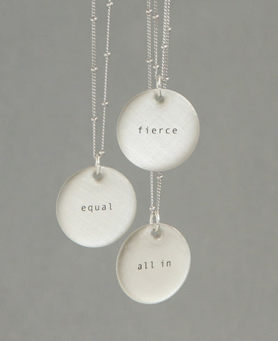 Empowerment Necklace