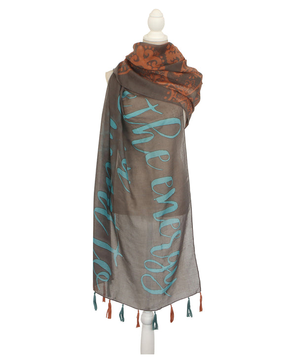 Be The Energy Scarf
