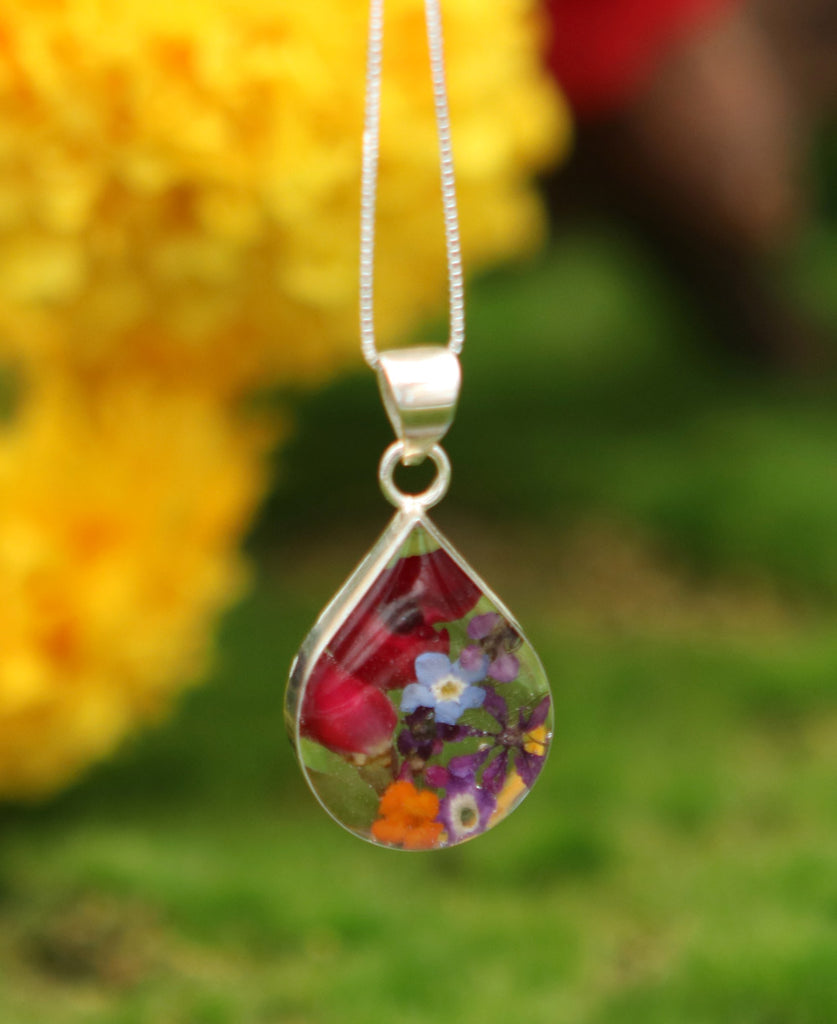 Garden Necklace