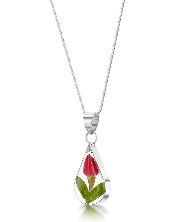 Rosebude Necklace