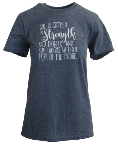 Strength and Dignity T-Shirt
