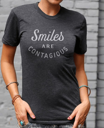 Smiles Are Contagious
