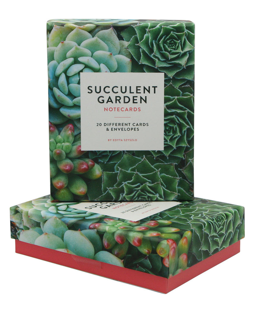 Succulent Greeting Cards