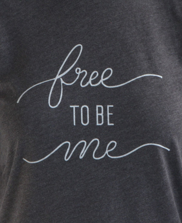 Free To Be Me Unisex T-Shirt, Made in the USA