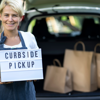 Curbside Pickup Now Available!