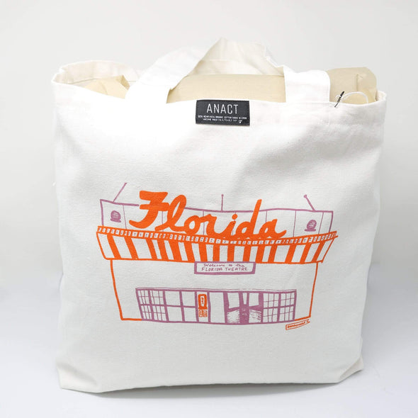 Accessories Florida Theater Organic Tote
