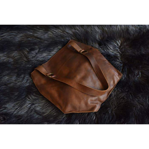 Accessories Geometric Leather Bag