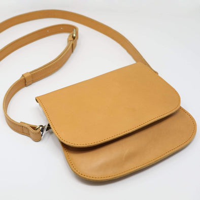 Accessories Journeys Crossbody Bag - Camel