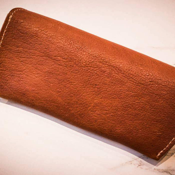 Accessories Leather Glasses Case