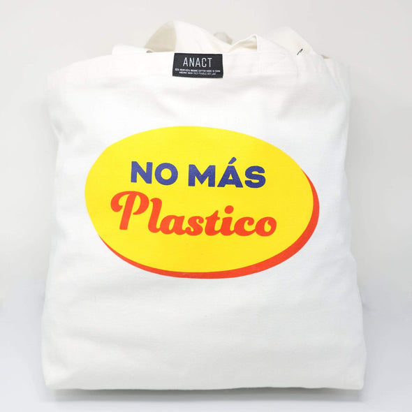 Accessories No Mas Plastico Organic Tote