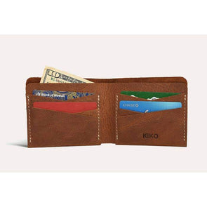 Accessories Tan Buck Bifold Wallet