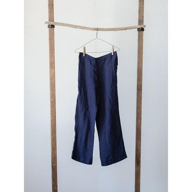 Apparel Abigail Navy Pant