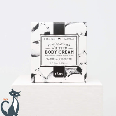 Bath and Body Vanilla Absolute Whipped Body Cream