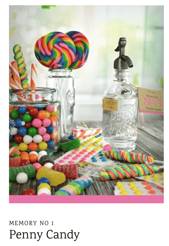 Candles and Home Fragrance Penny Candy Classic Wooden Flower Diffuser