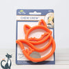 Children Fox Silicone Teether