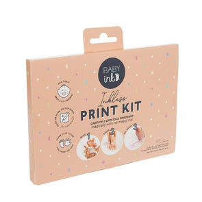 Children Inkless Baby Print Kit