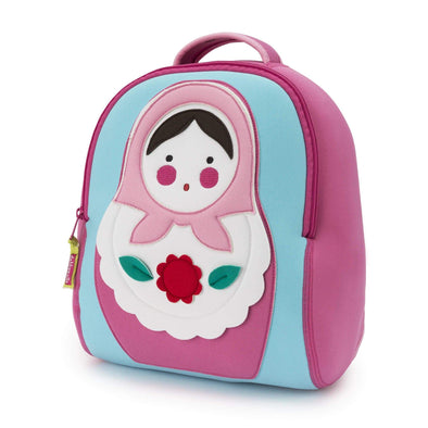 Children Russian Doll Backpack
