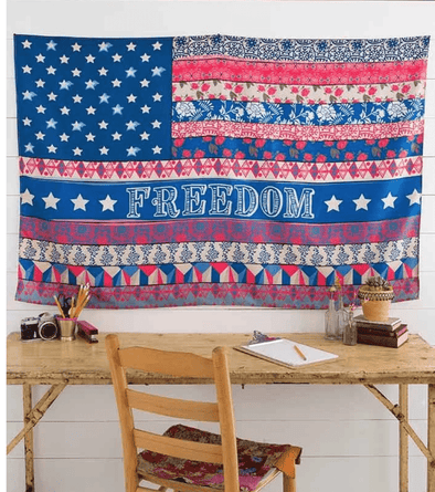 Home Americana Freedom Tapestry