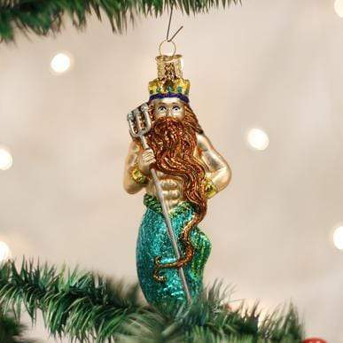 Home Neptune Merman Ornament