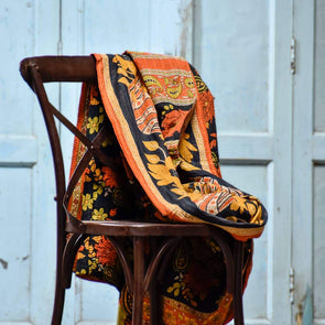 Home Vintage Kantha Throw