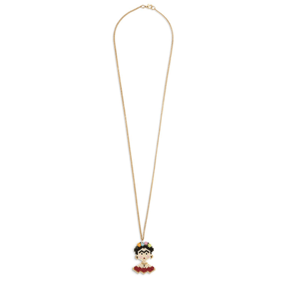 Jewelry Frida Kahlo Necklace