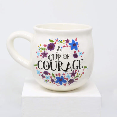 Kitchen Cup of Courage Mug (Color)