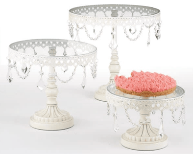 Kitchen Jeweled Cake Stand - Small