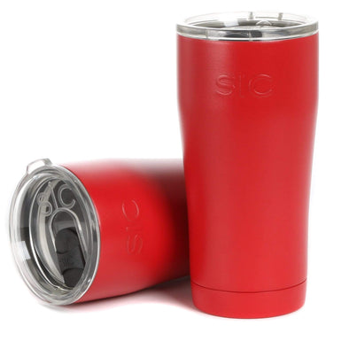 Kitchen Matte Red Tumbler