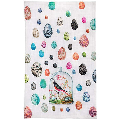 Kitchen Terrarium Tea Towel