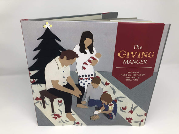 Seasonal The Giving Manger Boxed Set