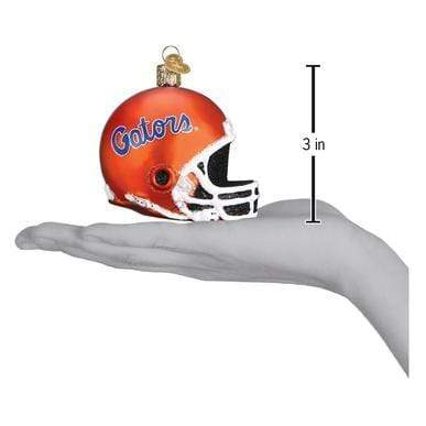Seasonal UF Helmet Ornament