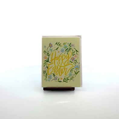 Stationery Happy Easter Card
