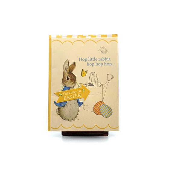 Stationery Peter Rabbit Card