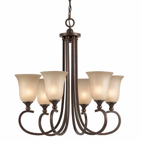 Lumenno International Series 1001 Light Chandelier 1001-03