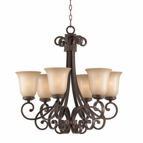 Lumenno International Series 1003 Chandelier 1003-03