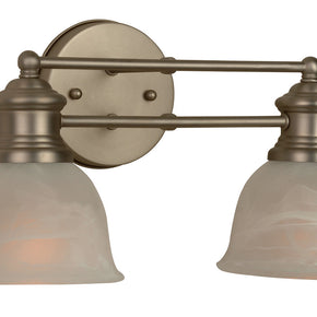 Craftmade 2 Light Vanity Fixture 19812