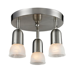 Z-Lite Pria 3 Light Semi-Flush Mount